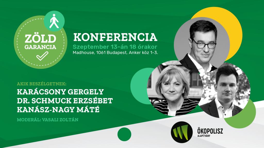 zöld garancia konferencia